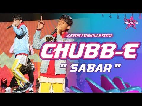 Chubbe persembahan yang sangat jahat  Sabar Ismail Izzani  Ceria Megastar