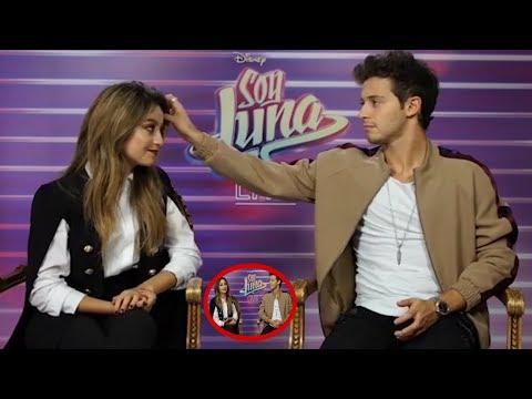 Wn Soy Luna Interview Con Karol Sevilla Y Ruggero Pasquarelli