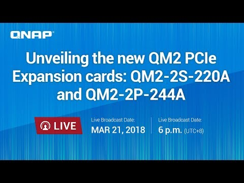 Unveiling the new QM2 PCIe Expansion cards: QM2-2S-220A and QM2-2P-244A