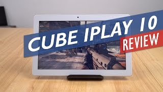 Cube iPlay 10 Unboxing And Review - $99 Android 6.0 Tablet