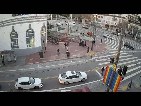Castro Street Cam 3 Live Stream