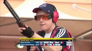 Finals Skeet Women - ISSF Shotgun World Cup 2013, Al Ain (UAE)