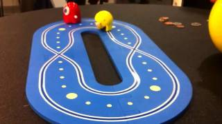 Pacman Windup Toy @ Toy Fair 2011