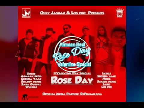 Rose Day - Armaan Bedi | Valentine Day Special | Latest Punjabi Song 2017