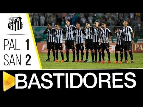 Palmeiras 1 (5) x (3) 2 Santos | BASTIDORES | Paulistão (27/03/18)