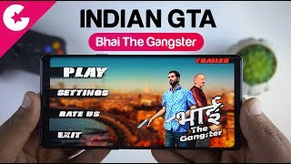 GTA India Version - Bhai The Gangster!! (Gameplay) 🤣🤣🤣