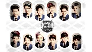 Exo - baby don't cry (korean and chinese)