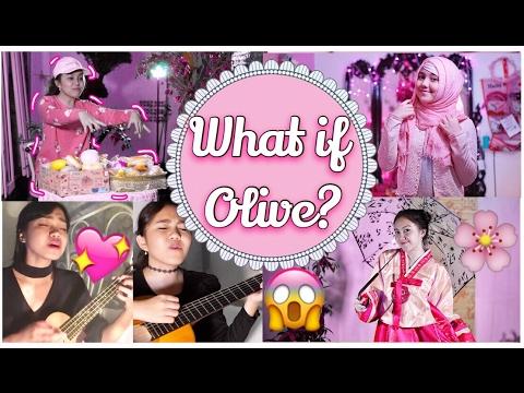 HomeSale Squishy   Jadi Fathia Izzati & Han Yoo Ra?!   What If Olive!