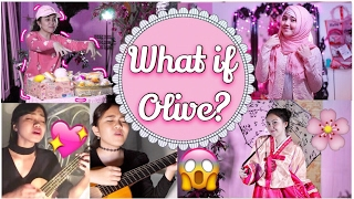 HomeSale Squishy | Jadi Fathia Izzati & Han Yoo Ra?! | What If Olive!