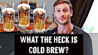 Coffee Benefits: Cold Brew vs. Regular Brew- Thomas DeLauer