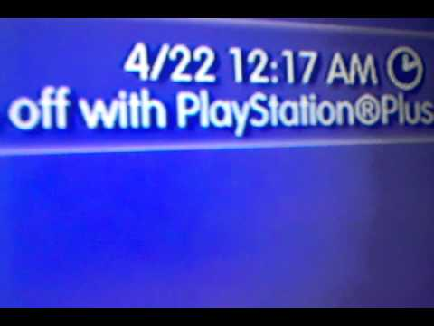 how to fix playstation network error