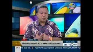 Suara Anda @Metro_TV: Memberantas Situs Pornografi Anak w/ @donnybu