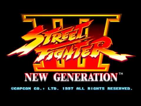 Street Fighter III: New Generation - The Judgment Day (Gill Theme)