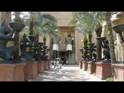 Ancient Egypt, Universal Studios Singapore