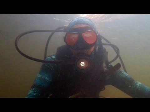 Kristina - Diver Finds GoPro With Drowning Victim's Last Moments