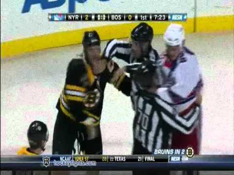 The Big, Bad Bruins best fights ever!!!