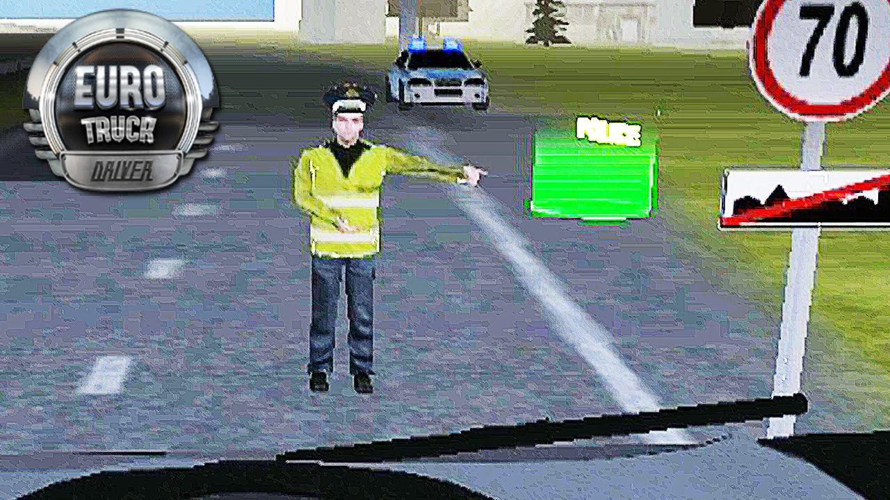 Blitz Policial Na Estrada