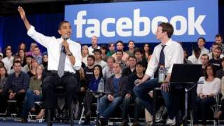 Facebook Town Hall with President Obama
