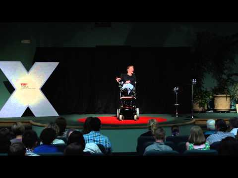 Overcoming obstacles: Stephen Wampler at TEDxEncinitas