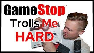 Gamestop TROLLS me HARD | Sends Me A Letter | Hilarious