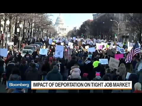 How Much Will Deportation Weigh on the U.S. Job Market?