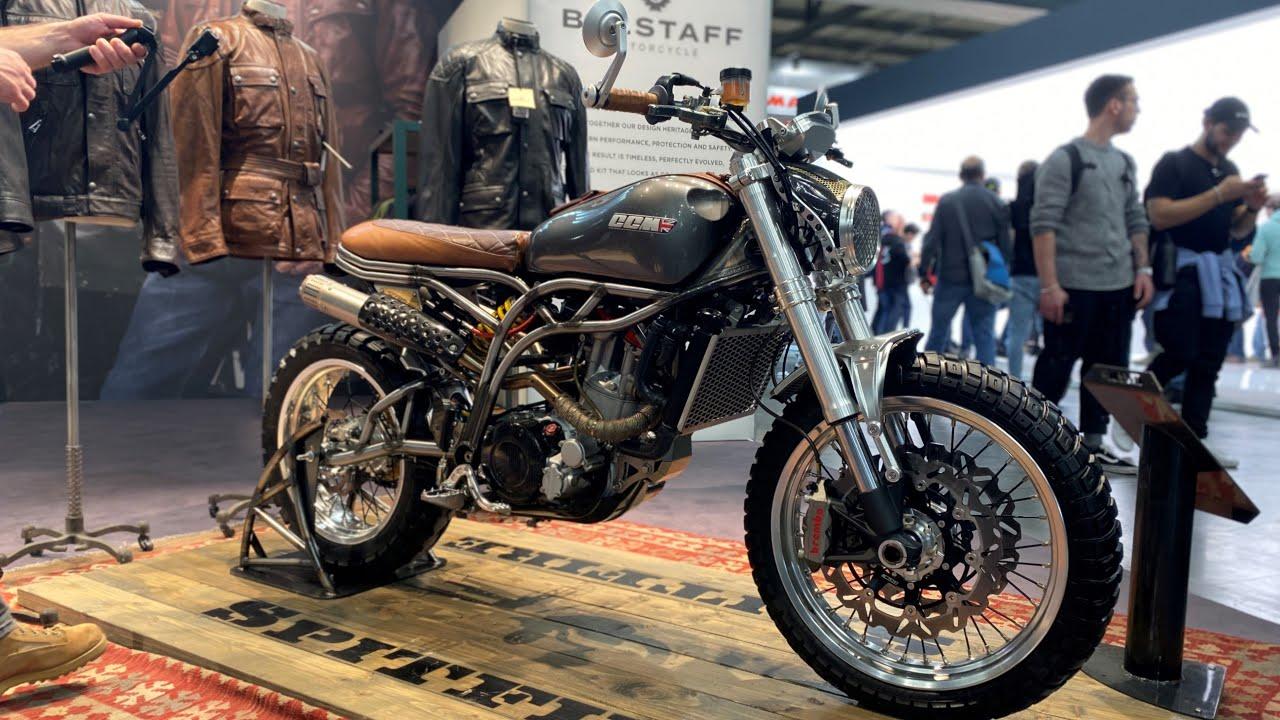 Top 8 Scrambler Motorcycles For 2020