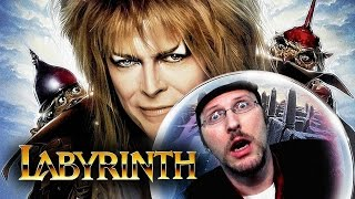 Labyrinth - Nostalgia Critic(The Nostalgia Critic looks at one of the strangest movies to come out of the 80s, and that's saying quite a bit. It's time to look at Labyrinth. Get some Nostalgia ..., 2016-02-10T23:00:00.000Z)