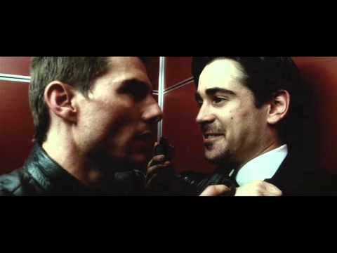 Escape scene - Minority Report