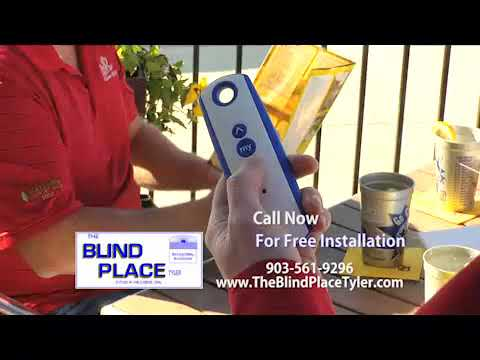 The Blind Place Tyler Universal Screens Tx 3