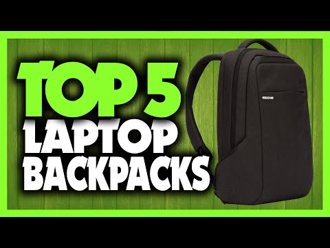 Best Laptop Backpacks in 2020 [Top 5 Picks For Travel, College Students & More]
