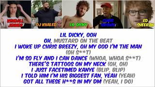 No copyright intended belongs to lil dicky and chris brown