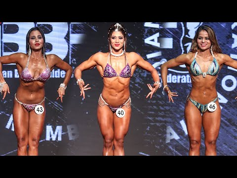 IBBF Womens Physique Winner INDIA 2019 – Sanjana Dalak