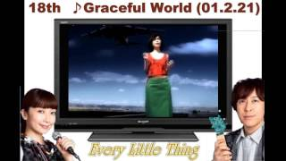 Every Little Thing シングルコレクション(13th~28th)