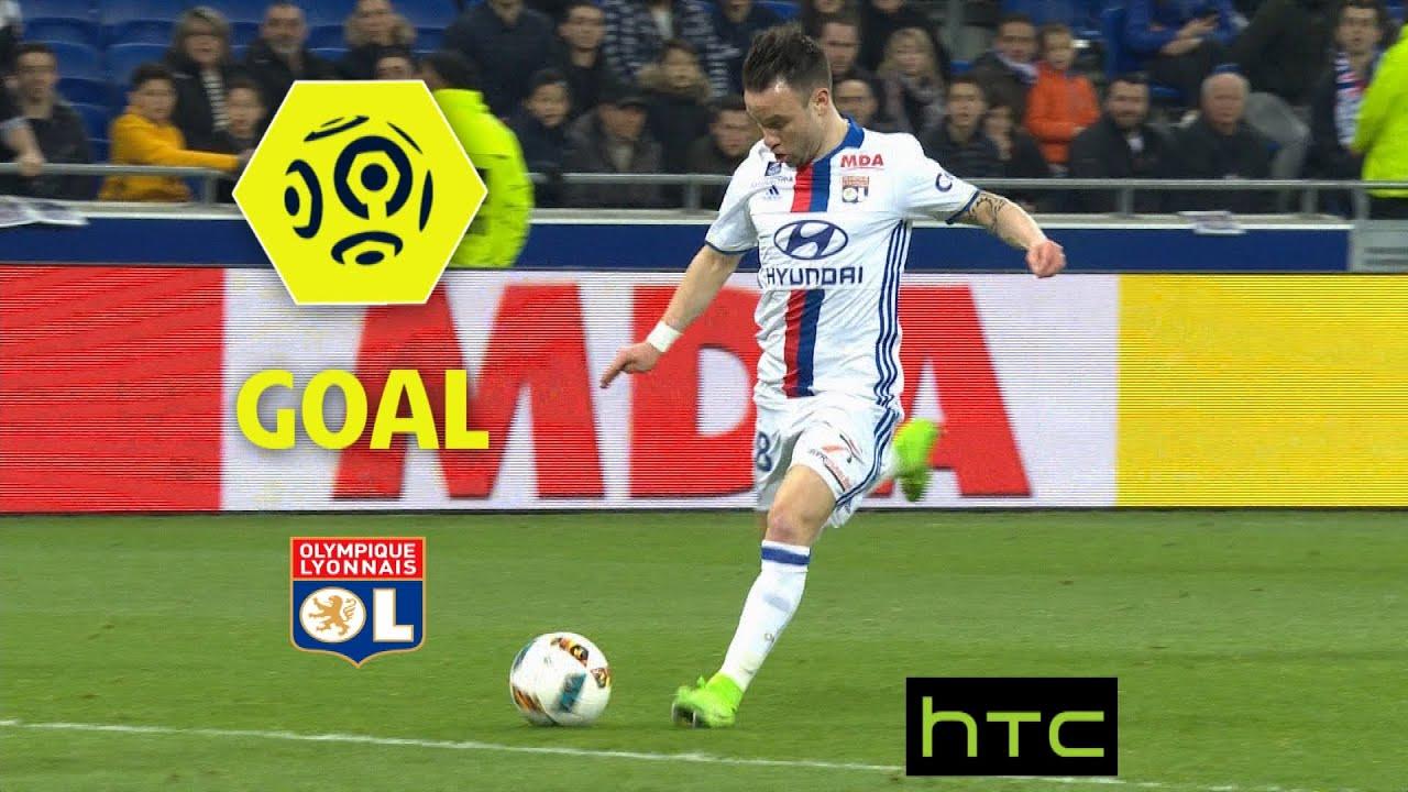 Goal Mathieu VALBUENA 90 2 Olympique Lyonnais FC Metz 5 0
