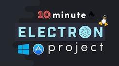 Build a Desktop App with Electron... But Should You?