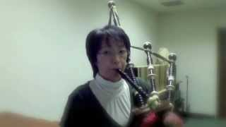 The Braes of Melinish/Bagpipes バグパイプ