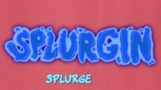 DJ Scheme & Lil Gnar - Splurgin (Lyric Video) (feat. Shakewell)