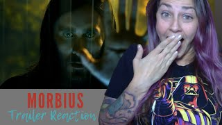 Morbius Teaser Trailer First Look REACTION and Review!