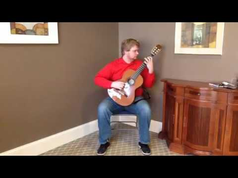 Melchor Rodriguez 1b Classical Guitar (21542)