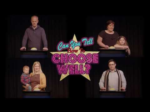 Dr Olivia - Can You Tell How To Choose Well? - Aneurin Bevan University Health Board