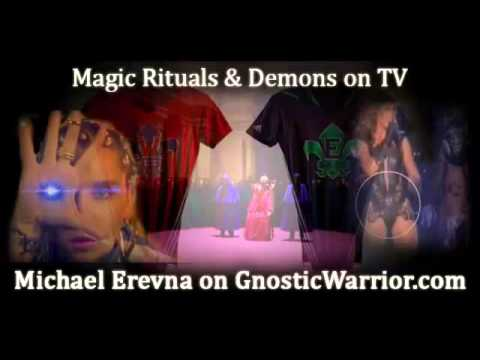 Magic Rituals and Demons on TV - Michael Ervena