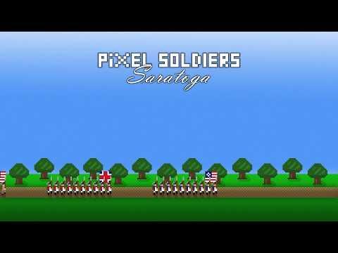 Pixel Soldiers: Saratoga 1777 Trailer
