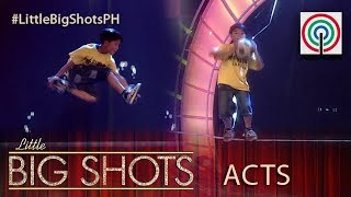 Little Big Shots Philippines: Kensuke | 12-year-old Slackline Artist