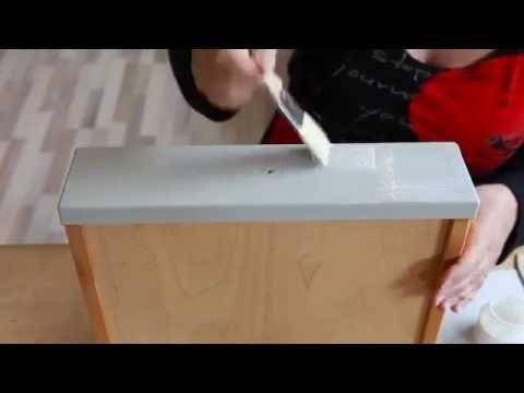Relooker un meuble en bois youtube