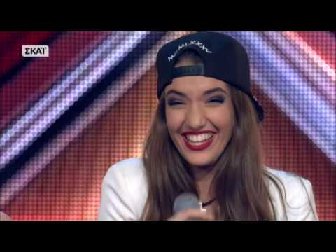 X FACTOR GREECE 2016 | FOUR CHAIR CHALLENGE | NMA