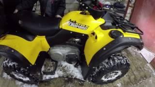 видео Советы по выбору и ремонту квадроциклов