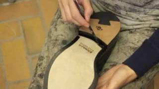 Handmade Shoe Part 5