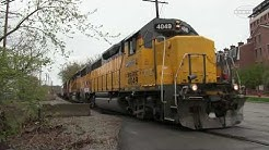 Unique Railroad Crossings on the Ann Arbor!