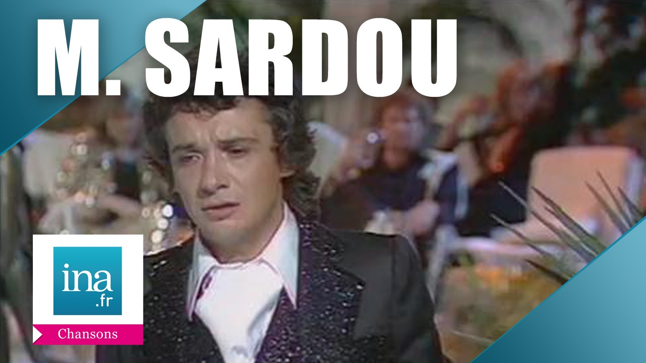 michel sardou en chantant mp3