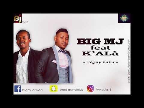 BIG MJ feat k 'ALA - zegny baka (bj label album na lingui yo-)